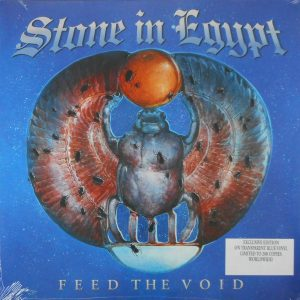 STONE IN EGYPT feed the void LP