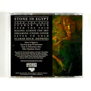 STONE IN EGYPT feed the void CD