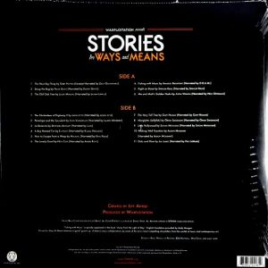 VARIOUS ARTISTS stories for ways and means LP