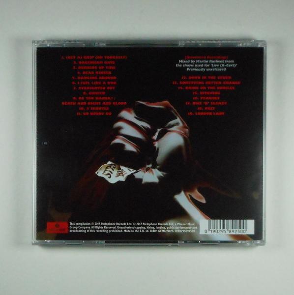 STRANGLERS, THE live (x-cert) CD