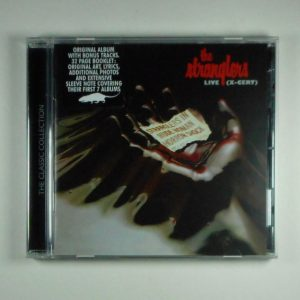 STRANGLERS, THE live (x-cert) CD