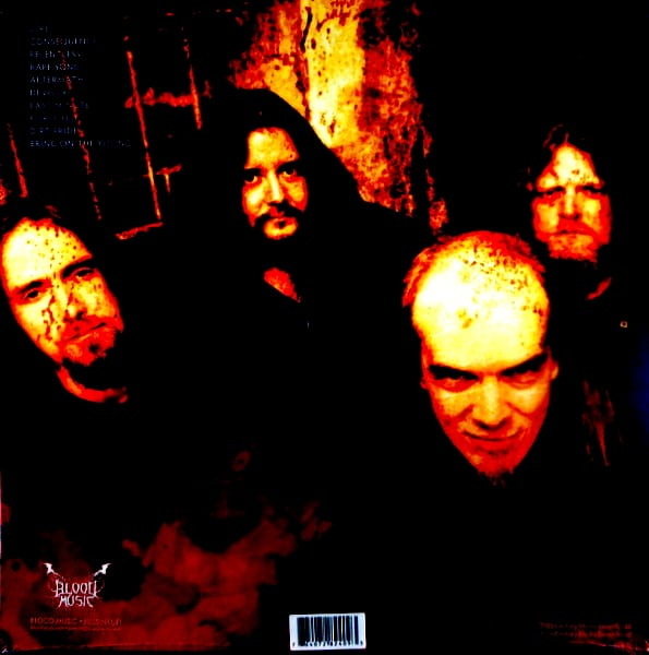 STRAPPING YOUNG LAD syl LP
