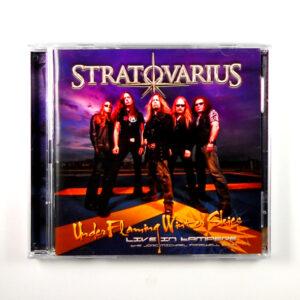 STRATOVARIUS under flaming winter skies CD