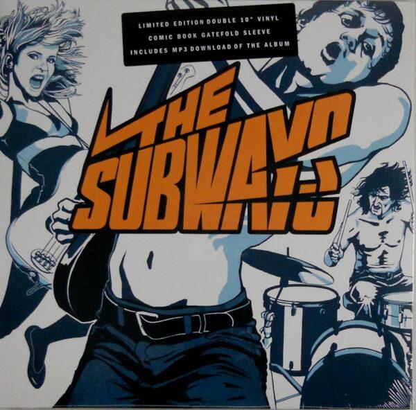 SUBWAYS, THE self titled LP
