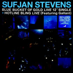 STEVENS, SUFJAN blue bucket of gold 12""
