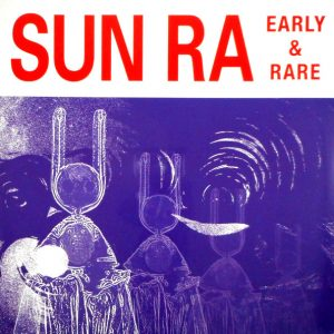 SUN RA early & rare LP