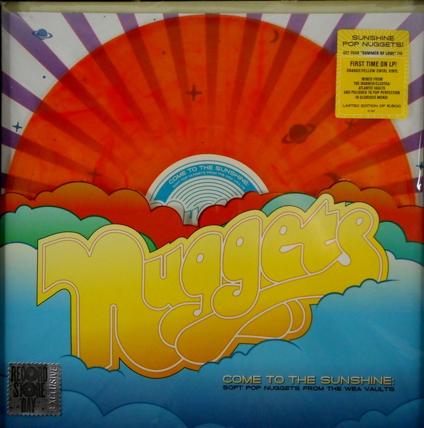 VARIOUS ARTISTS sunshine pop nuggets LP