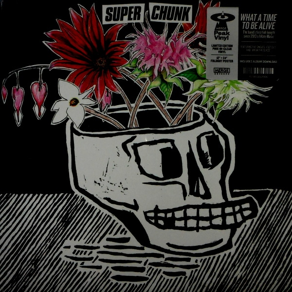 SUPERCHUNK what a time to be alive LP