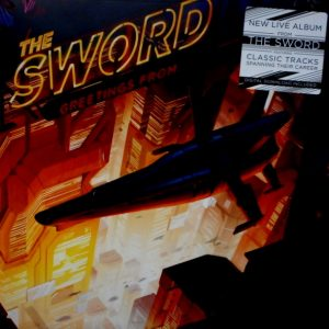 SWORD, THE greetings from… LP