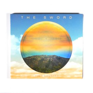 SWORD, THE high country CD