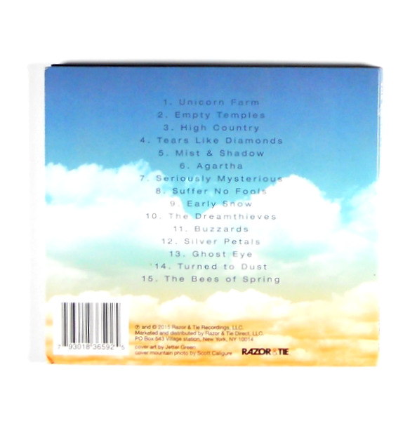 SWORD, THE high country CD back