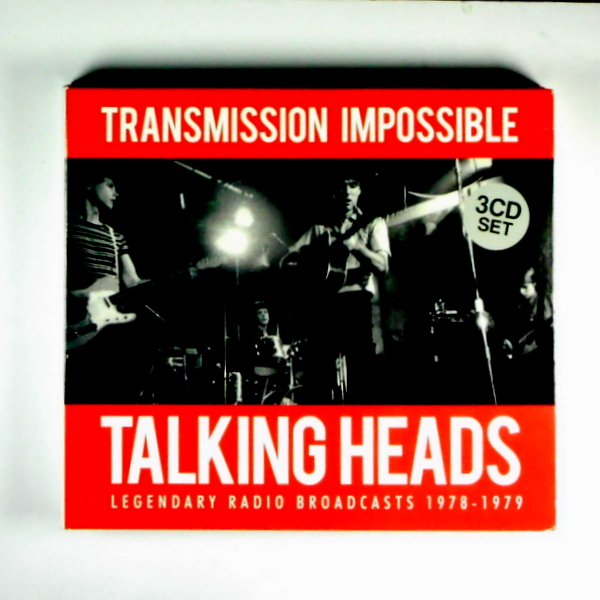 TALKING HEADS talking heads transmission impossible CD