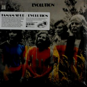 TAMAM SHUD evolution LP
