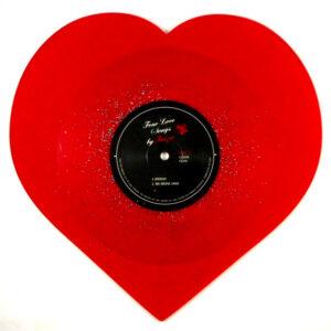 "TANZER four love songs 12"""