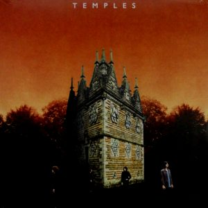 "TEMPLES self titled 12""inch"