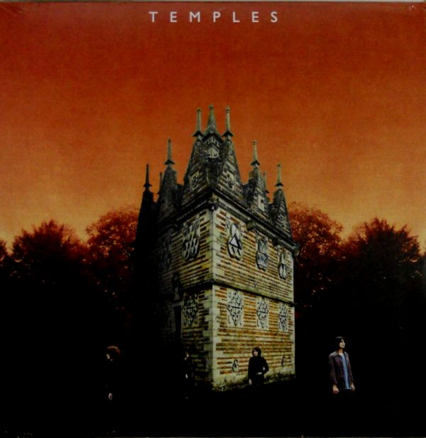 """TEMPLES self titled 12""""inch"""