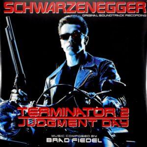 FIEDEL, BRAD terminator 2 - judgment day LP