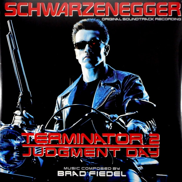 FIEDEL, BRAD terminator 2 - judgment day LP