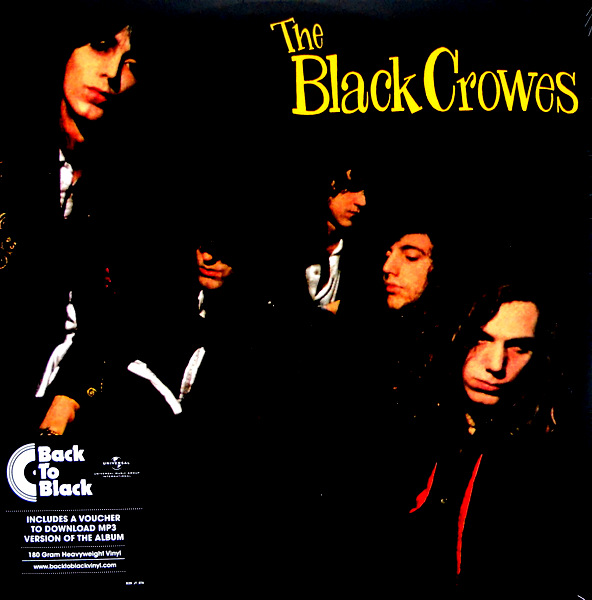 BLACK CROWES, THE shake your money maker LP