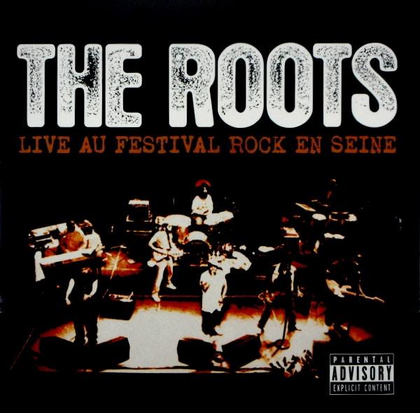 ROOTS, THE live au festival rock en seine LP
