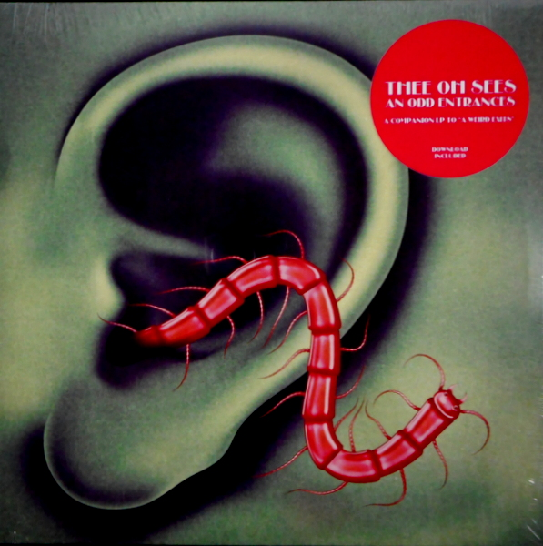 THEE OH SEES an odd entrances LP