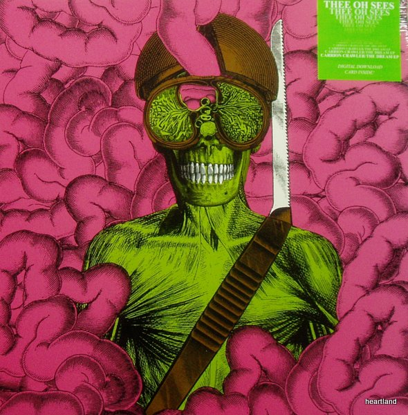 thee oh sees carrion crawler lp