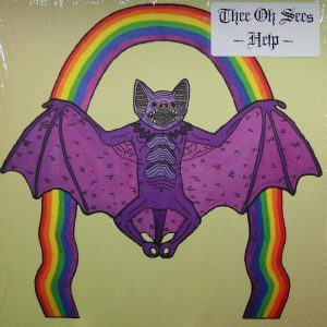thee oh sees help lp