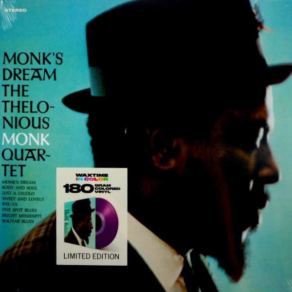 MONK, THELONIOUS monk's dream - col vinyl LP