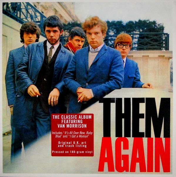 THEM them again LP