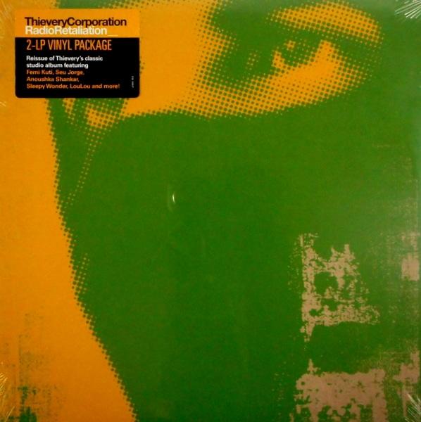 THIEVERY CORPORATION radio retaliation LP