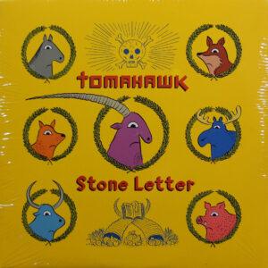 tomahawk stone letter 7
