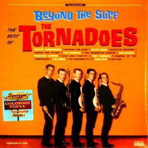 TORNADOES, THE beyond the surf LP