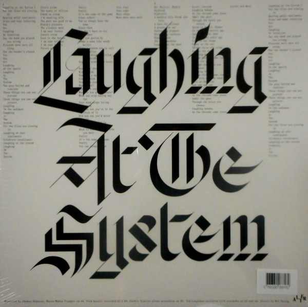 TOTAL CONTROL laughing at the system LP