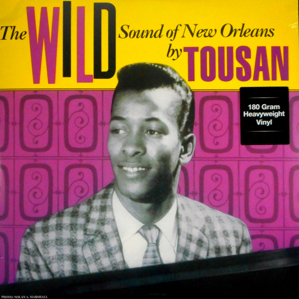 TOUSSAINT, ALLEN the wild sounds of new orleans LP
