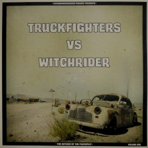 truckfighters vs witchrider lp