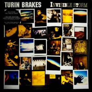 TURIN BRAKES invisible storm LP