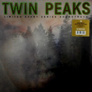 BADALAMENTI, ANGELO twin peaks - limited event series LP