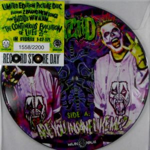 TWIZTID are you insane like me? 7""