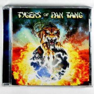 TYGERS OF PAN TANG tygers of pan tang CD