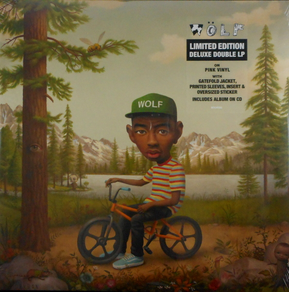 TYLER THE CREATOR wolf LP