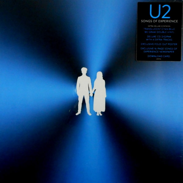 U2. songs of experience - deluxe box set LP