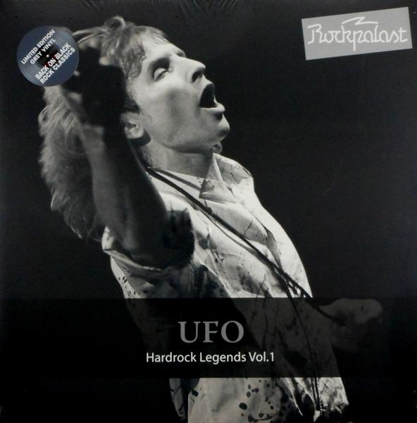 UFO hard rock legends - vol 1 LP