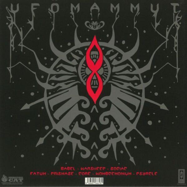 UFOMAMMUT ufomammut 8 LP