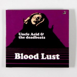uncle acid blood lust cd