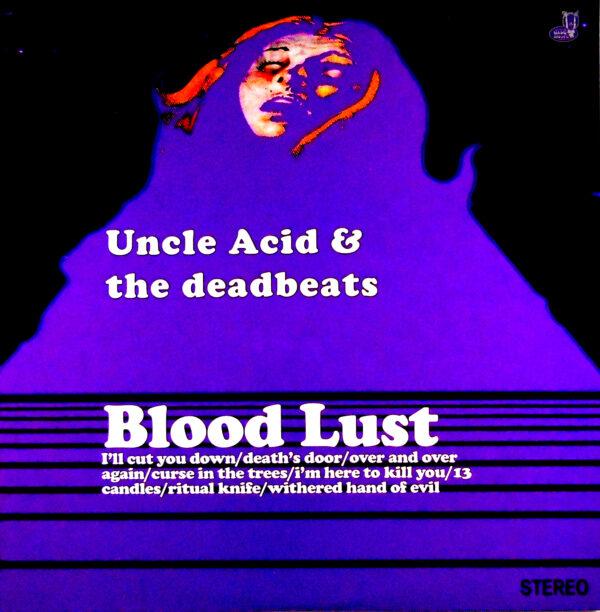 uncle acid blood lust lp