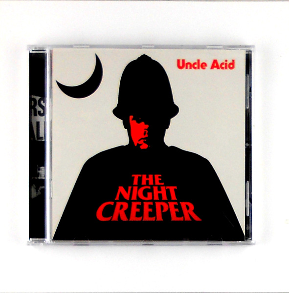UNCLE ACID the night creeper CD