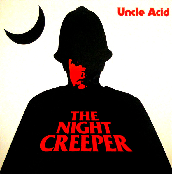 UNCLE ACID the night creeper LP