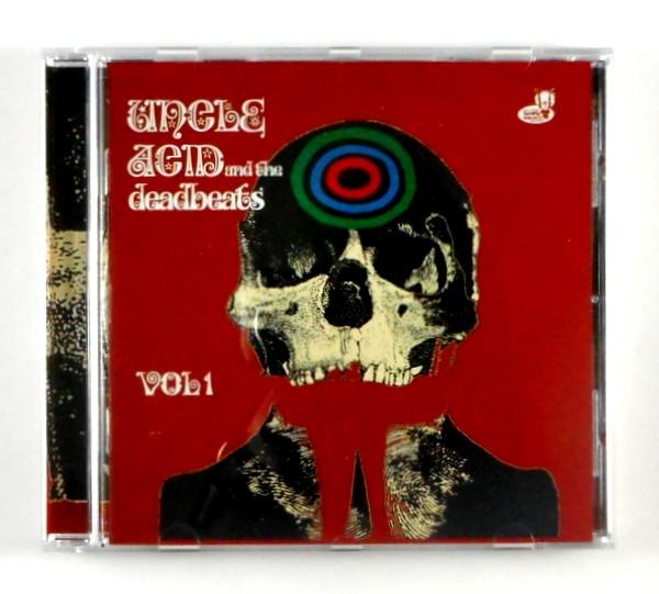 UNCLE ACID & THE DEADBEATS vol 1 CD