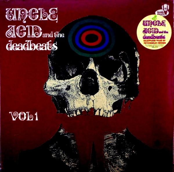 UNCLE ACID & THE DEADBEATS vol 1 - white vinyl LP