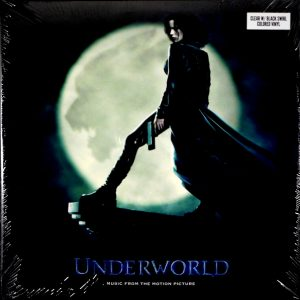 VARIOUS ARTISTS underworld LP